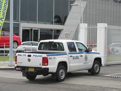 Jamaica Constabulary Force Volkswagen Amarok