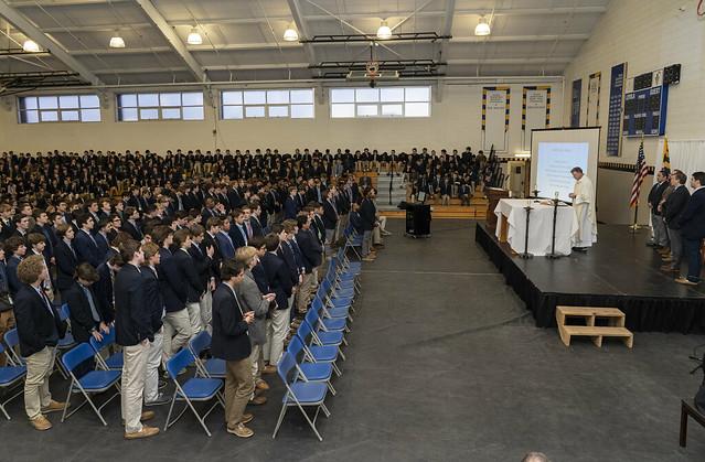 2019 Junior Missioning Mass