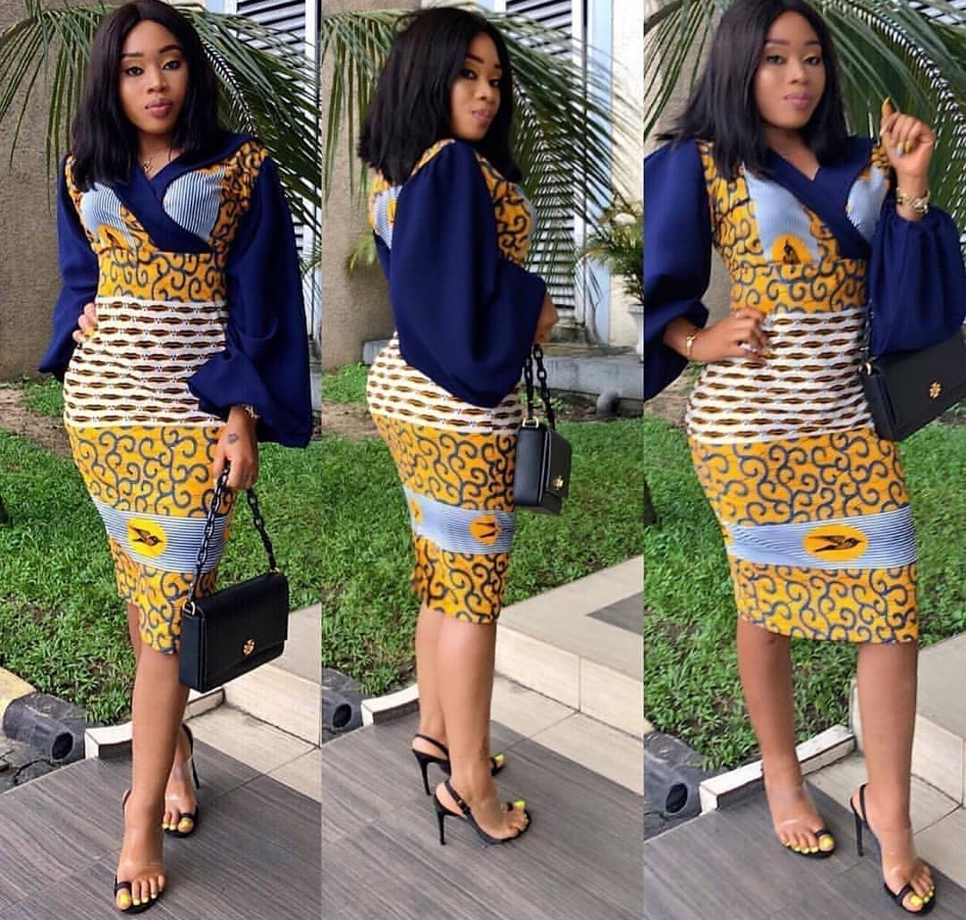 FASHIONABLE NIGERIAN GOWN 2020 DESIGNS IS EVERY WOMAN'S DREAM. 1
