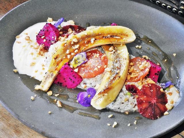 Quinoa Chia Seed Pudding