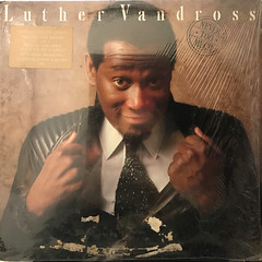 LUTHER VANDROSS:NEVER TOO MUCH(JACKET A)
