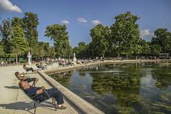 Jardines de las Tullerías - París
