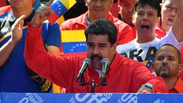 """Maduro questiona suposta ajuda humanitária: """"Com quem Trump se solidarizou até hoje?"""""""