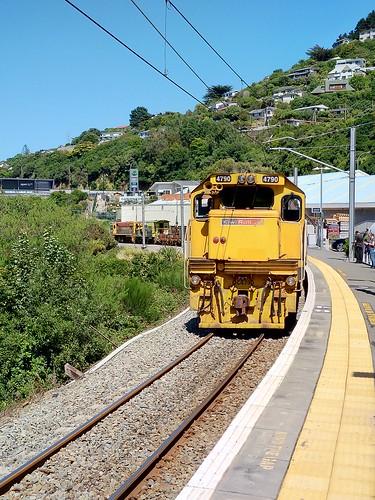 Works Train at Crofton Downs