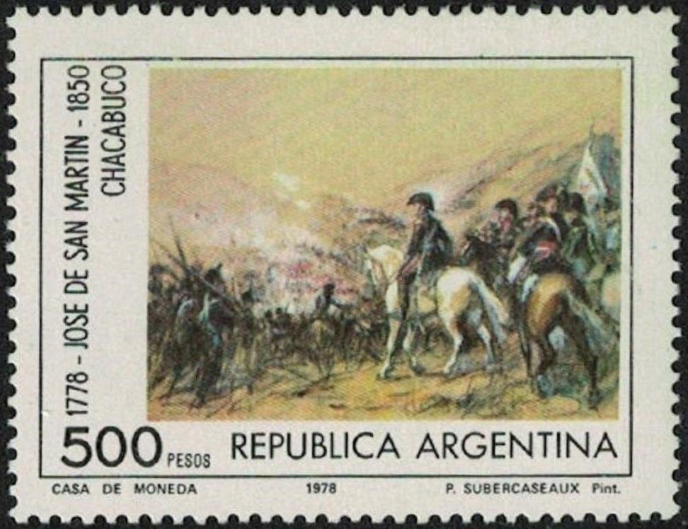 Argentina - Scott #1227 (1978)