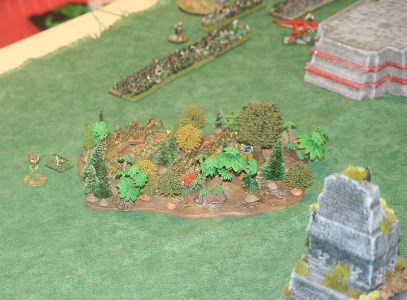 [4000 - Orcs+HL vs Khemri] La bataille des pyramides noires 47328343122_a047d1e4e2_c