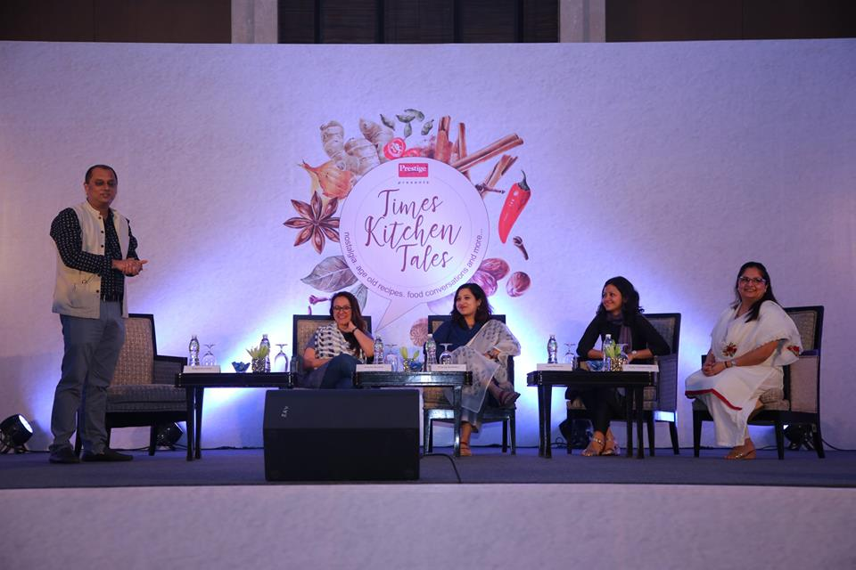 2nd edition of Indian Food Lovers' Meet by Times Kitchen Tales at Mumbai