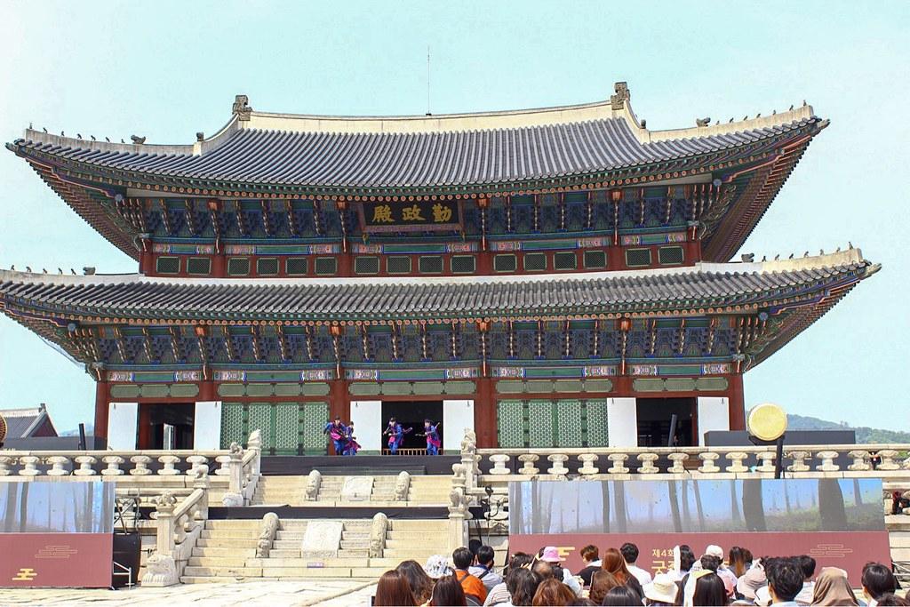 GYEONBOKGUNG PALACE