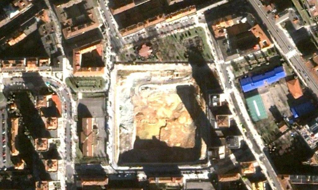 el centollo, oviedo, asturias, calatrava te la clava, antes, urbanismo, planeamiento, urbano, desastre, urbanístico, construcción