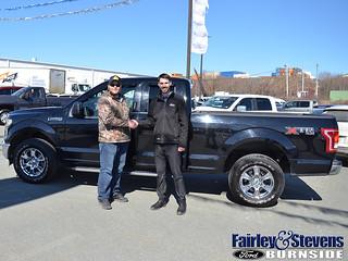 Zackary Lowe 17 F150 XTR