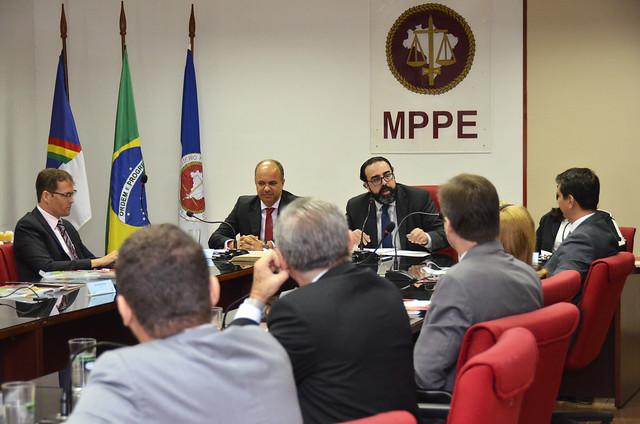 Primeira reunião ordinária de 2019 do CDEMP