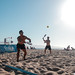 Escuela de Beach Tenis en Playa del Deporte