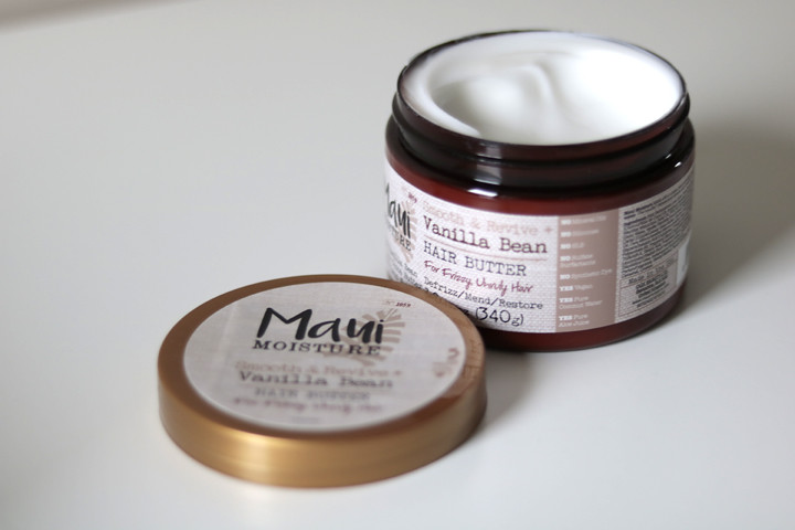 Smooth & repair met Vanilla bean van Maui Moisture