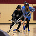m.hvidsten posted a photo:	Lakeville North adapted floor hockey vs. Dakota United, 2-19-19