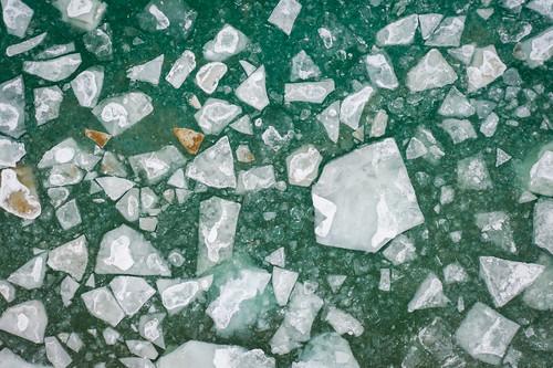 Lake Michigan Slush