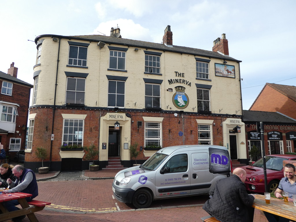 The Minerva, Hull