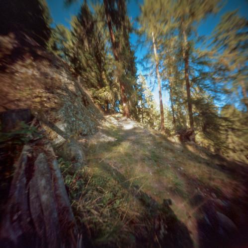 Hiking Path, Ardez