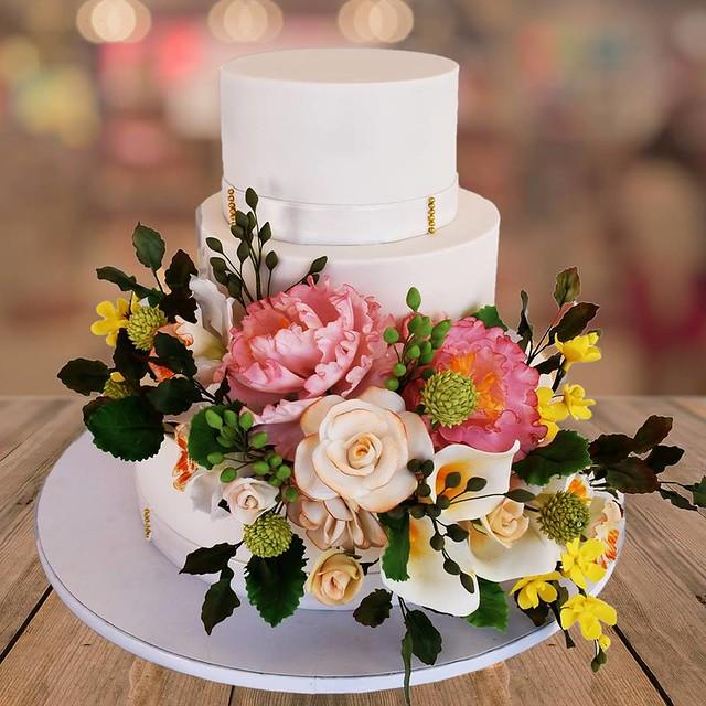 Cake by GMK Cakes