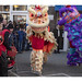 The Lion Dance (welcoming the 'Year of the Pig' (2))