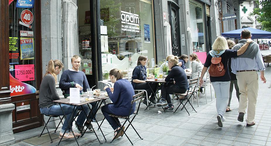 Restaurants Brussel, Au pays des Merveilles, Sint Gilles | Mooistestedentrips.nl