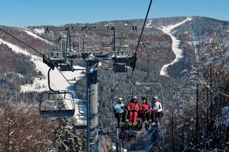 Vyhlášení vítěze soutěže Poznej a vyhraj: lyžování za humny