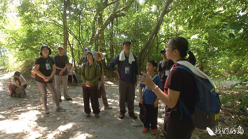 獼猴研究者林美吟,從小跟著熱愛獼猴的父親,她發現人類對獼猴有許多誤解。