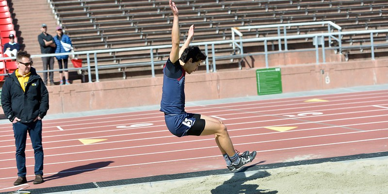 Track & Field BCL West Meet #1, March 12, 2019