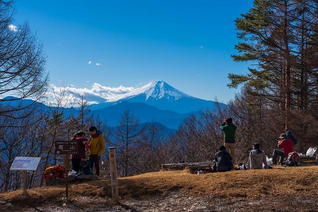 富士山@扇山