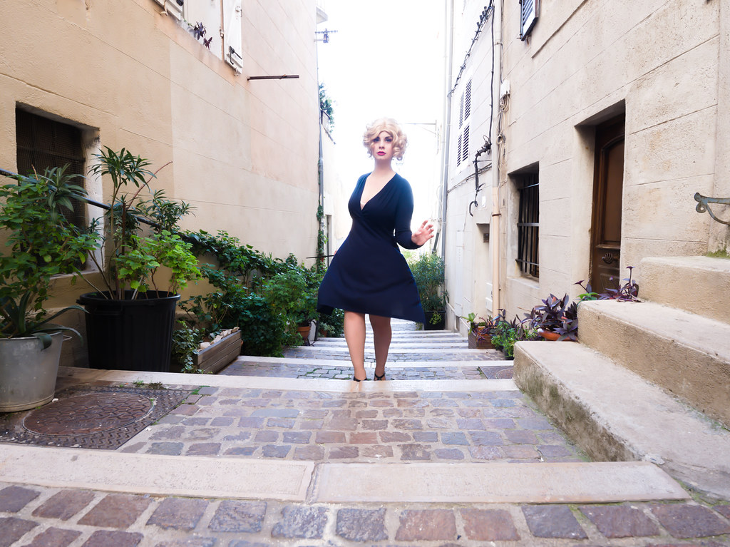 related image - Shooting Les Animaux Fantastiques - Queenie Goldstein - Le Panier - Marseille -2018-12-24- P1444885