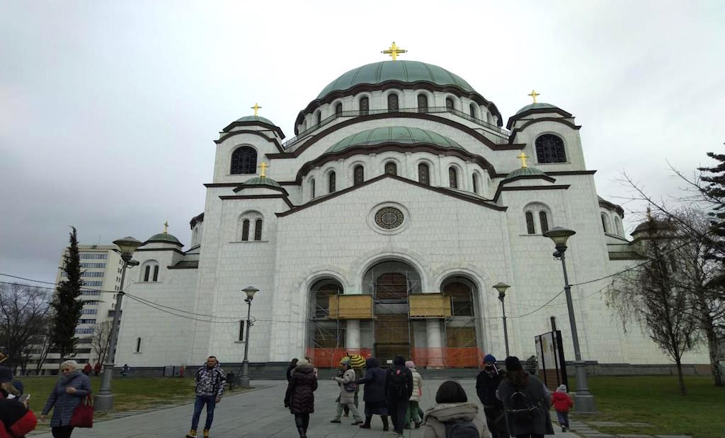 聖薩瓦大教堂