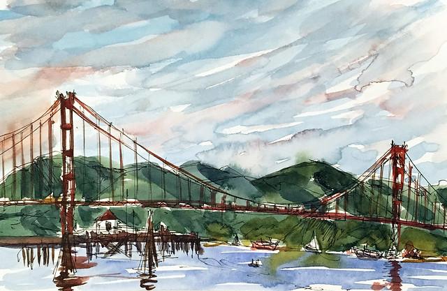 190127 Golden Gate Bridge San Francisco
