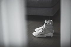 "Nike Air Fear of God 1 ""Light Bone"" 01"