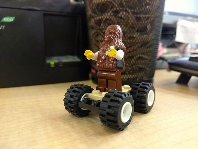 Lego Chewbacchus