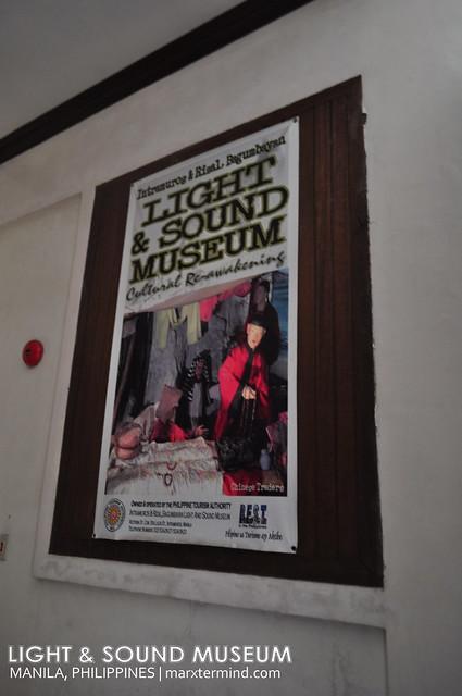 Light & Sound Museum in Manila