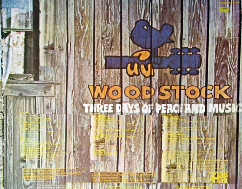 Woodstock Two 2LP Set
