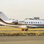 N214QS - NetJets - Bombardier Challenger 650