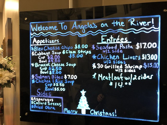 Angela's on the River