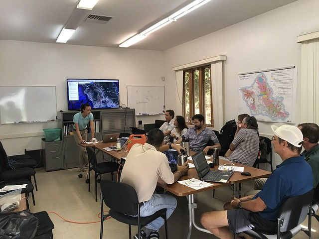 Oahu DLNR and WMWP Vegetative Fuels Management Mapping Worshops 9/25/18