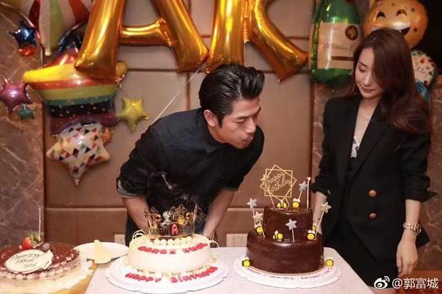 How Chinese stars celebrate birthday