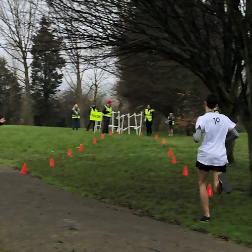 Hilly Fields junior parkrun - 30th December