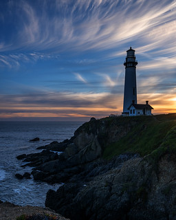 Pigeon Point Lighthouse ver2