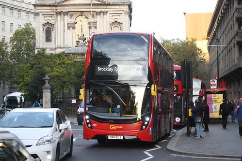 Go-Ahead London EH267 SN18KLZ