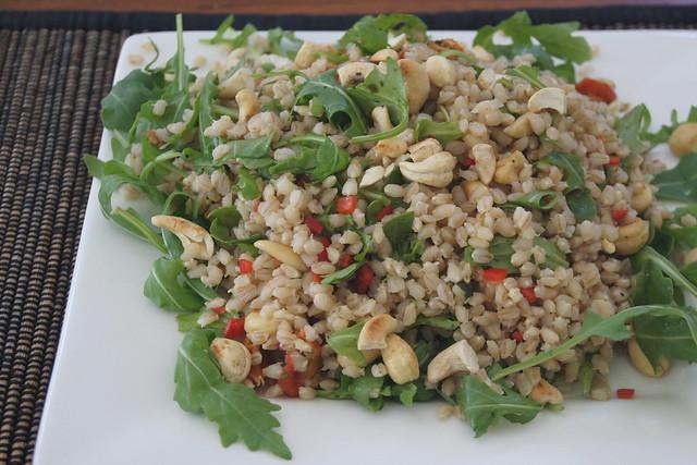 Barley Salad DSC09111