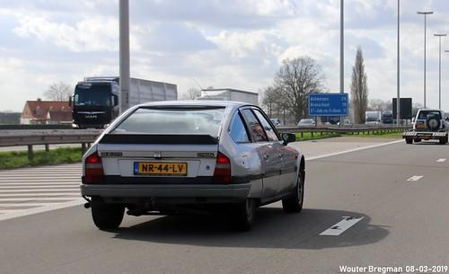 Citroën CX 25 GTI 1985