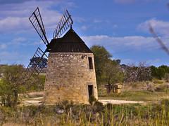 moulin Balayé - Photo of Fleury