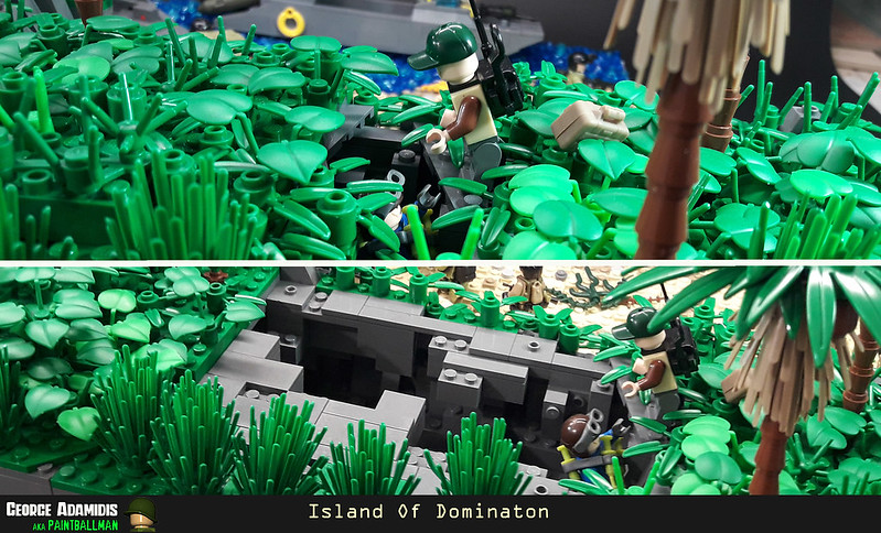 [Great Brick War] - ISLAND OF DOMINATION 46749672744_db758d3e83_c