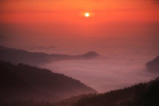 頂石棹夕陽, Canon EOS 6D, Canon EF 24-70mm f/2.8L II USM