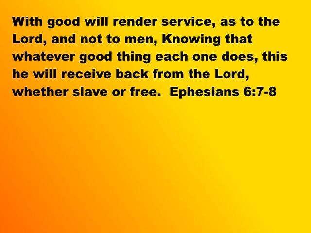 Ephesians678