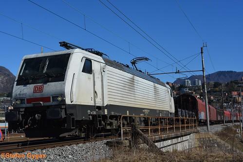 DB BR 189 822-0
