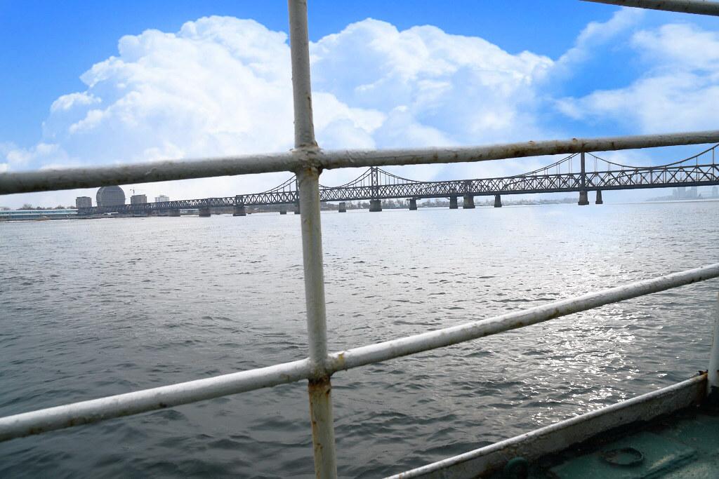 鴨綠江大橋
